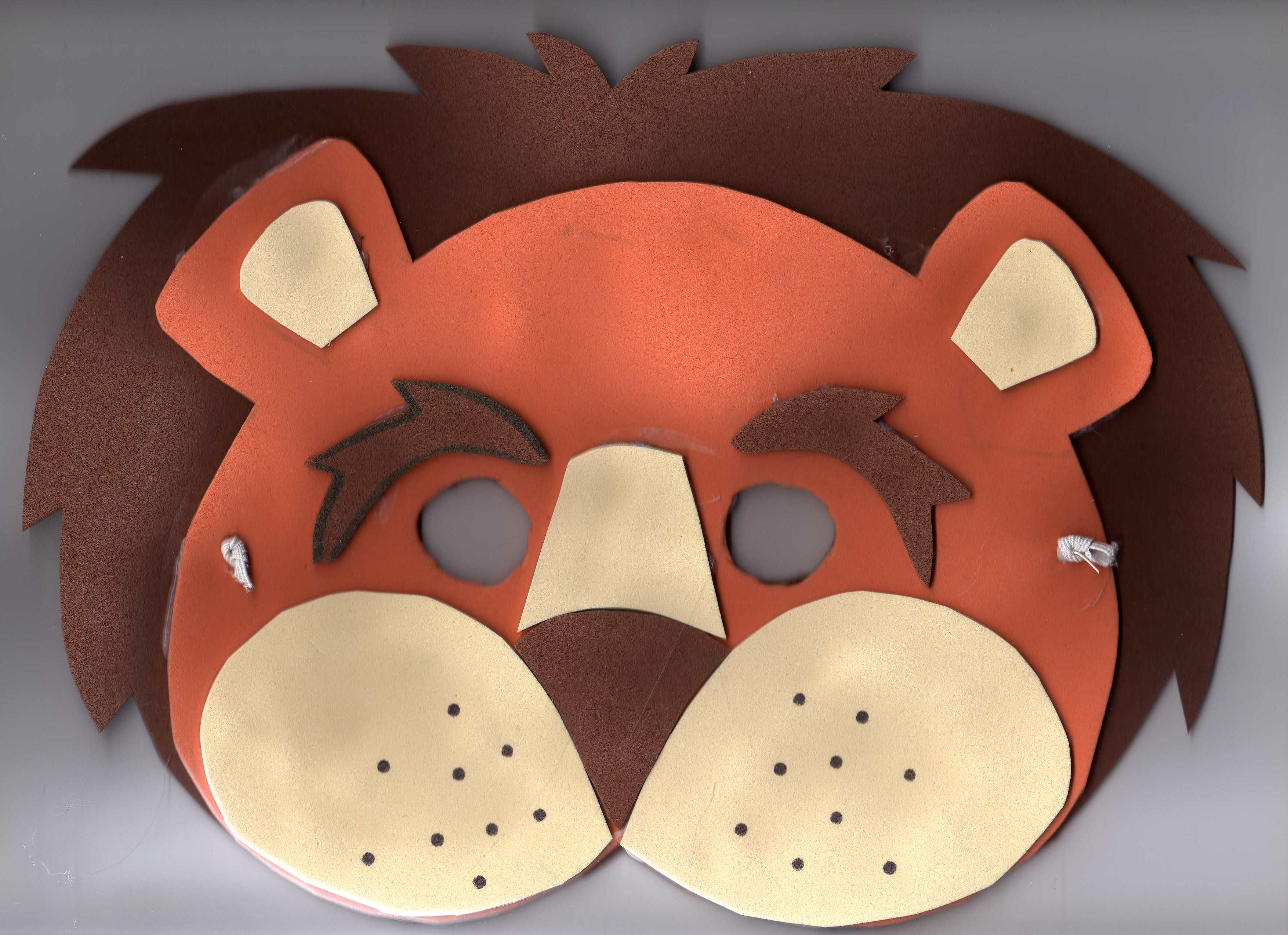 mascara lleons001