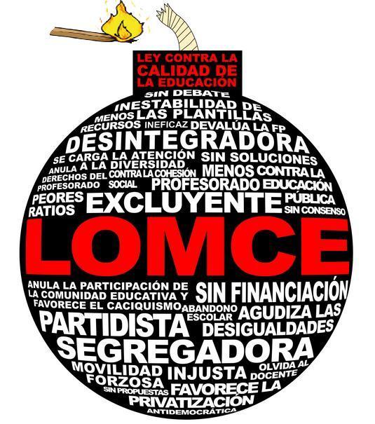 BOMBA-LOMCE