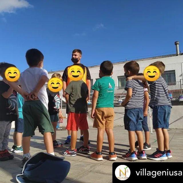 Posted @withregram • @villageniusabadell Iniciem les extraescolars a l'escola @afaribatallada , quina emoció teníem tots i totes 😱😍. Avui MULTIESPORT, què tocarà demà? #extraescolars #sabadell #multiesport #ribatallada #eduquem #lleure